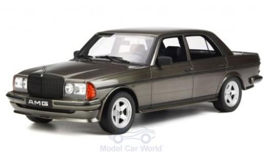 Mercedes 280 1980 1/18 Ottomobile AMG (W123) metallic grey 1980 diecast