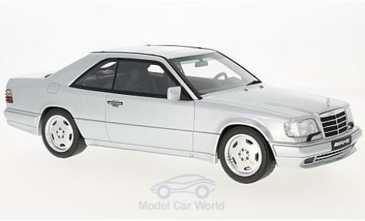 Mercedes Classe E 1/18 Ottomobile C124 E36 AMG grise 1995 miniature