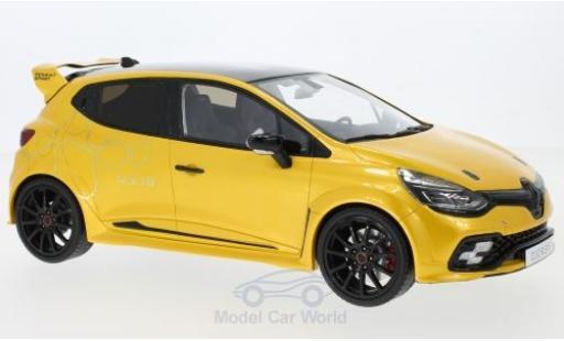Renault Clio 1/18 Ottomobile R.S.16 metallic-jaune 2016 miniature