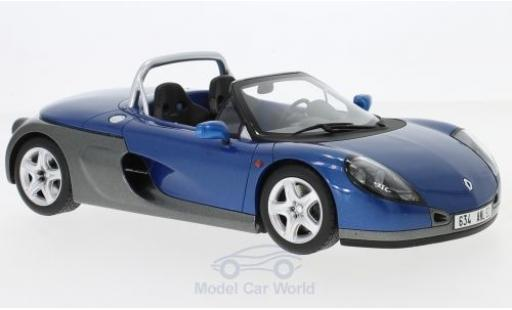 Renault Spider 1/18 Ottomobile metallic-bleue 1998 miniature