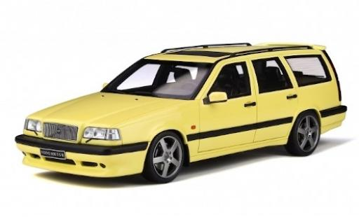 Volvo 850 1/18 Ottomobile T5-R Estate jaune 1995 miniature
