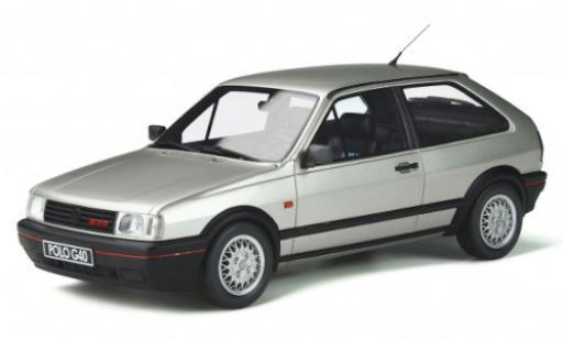 Volkswagen Polo 1/18 Ottomobile II G40 grise 1994 miniature