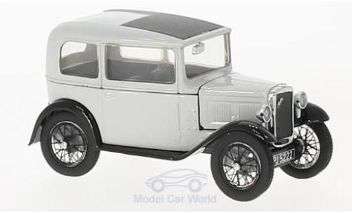 Austin 7 1/43 Oxford RN Saloon grise miniature