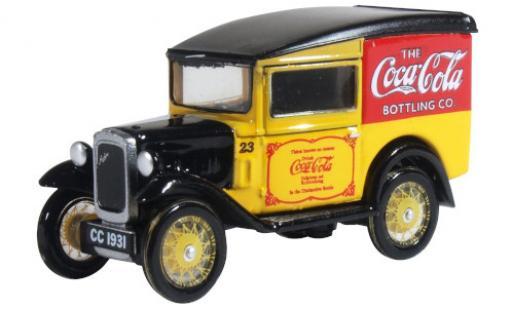 Austin 7 1/43 Oxford Van RHD Coca Cola miniature