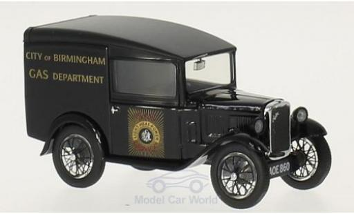 Austin Seven 1/43 Oxford RN Van RHD City of Birmingham miniature