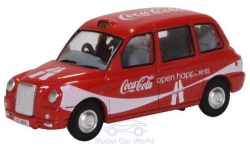 Austin TX4 1/76 Oxford Coca Cola Taxi miniature