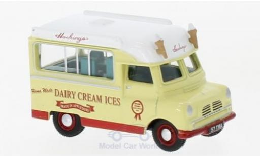 Bedford CA 1/76 Oxford RHD Ice Cream Hockings miniature