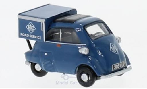 Bmw Isetta 1/76 Oxford RAC Road Service miniature