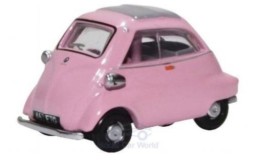 Bmw Isetta 1/76 Oxford rose miniature