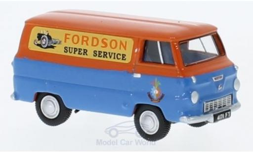 Ford 400E 1/76 Oxford 400 E RHD son Tractors miniature