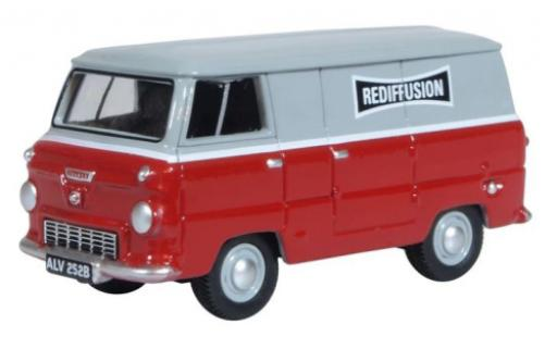 Ford 400E 1/43 Oxford RHD Rediffusion miniature