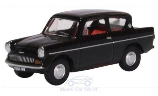 Ford Anglia 1/76 Oxford 105E noire 1962 miniature