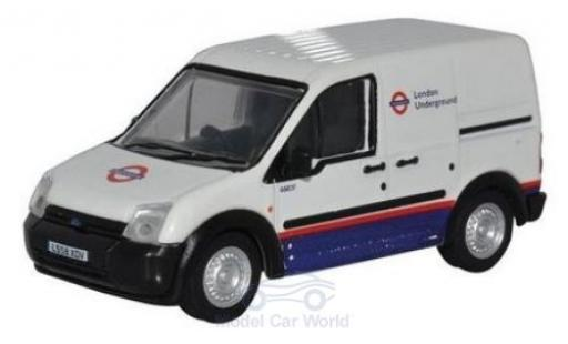Ford Transit 1/76 Oxford Connect London Underground miniature