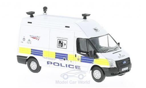 Ford Transit 1/76 Oxford MK 5 LWB Network Rail Speed Camera diecast model cars