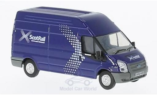 Ford Transit 1/76 Oxford MK 5 LWB Scotrail High Roof miniature