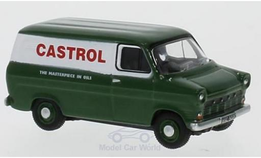 Ford Transit 1/76 Oxford Mk1 Castrol miniature