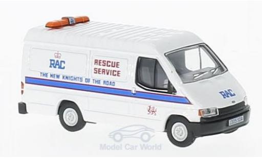 Ford Transit 1/76 Oxford Mk3 RAC Rescue diecast