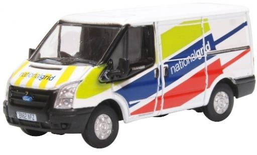 Ford Transit 1/76 Oxford Mk5 RHD National Grid miniature