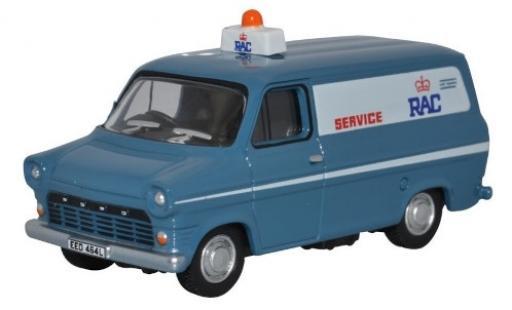 Ford Transit 1/76 Oxford MkI Van RHD RAC Service miniature