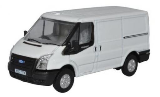 Ford Transit 1/76 Oxford MkV SWB blanche RHD miniature