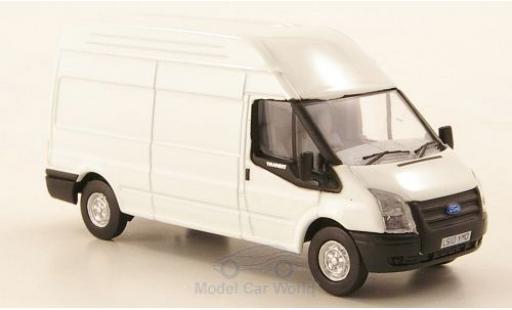 Ford Transit 1/76 Oxford blanche 2010 Hochdachkasten miniature
