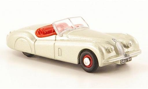 Jaguar XK 1/76 Oxford 120 metallise beige