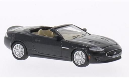Jaguar XK 1/76 Oxford Convertible noire RHD miniature