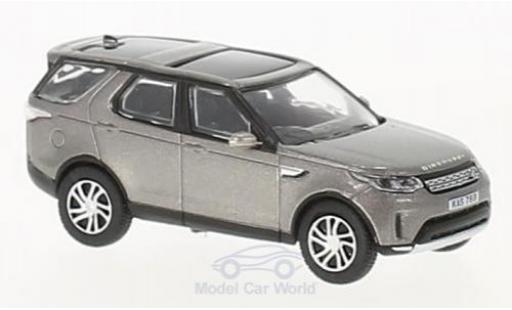 Land Rover Discovery 1/76 Oxford 5 HSE Lux grise miniature