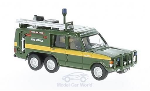Land Rover Range Rover 1/76 Oxford TACR2 RAF St.Mawgan miniature