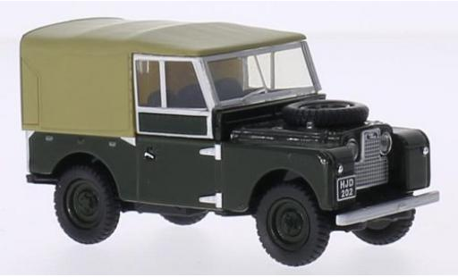 Land Rover Series 1 1/43 Oxford 88 verte RHD miniature