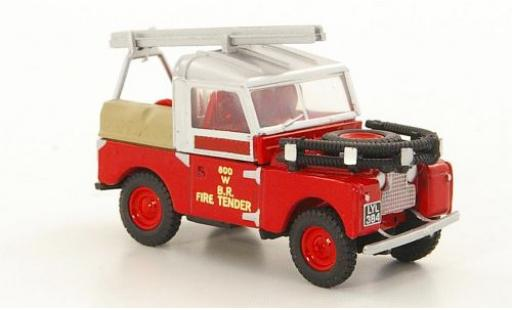 Land Rover Series 1 1/76 Oxford 88-Inch British Rail Fire Tender miniature