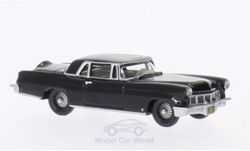 Lincoln Continental 1956 1/87 Oxford MKII black diecast model cars