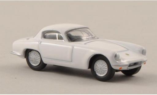 Lotus Elite 1/76 Oxford white diecast model cars