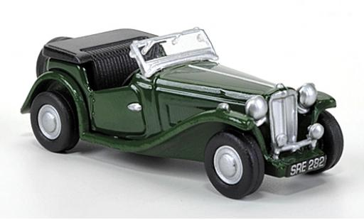 MG TC 1/76 Oxford green 1949 diecast model cars