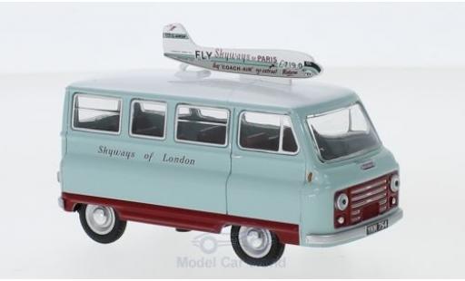 Morris J2 1/43 Oxford Van RHD Skyways of London miniature