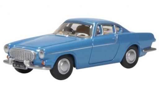 Volvo P1800 1/76 Oxford bleue RHD miniature