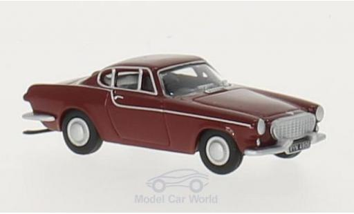 Volvo P1800 1/76 Oxford rouge RHD miniature