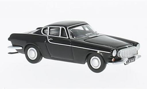 Volvo P1800 1/76 Oxford noire RHD miniature