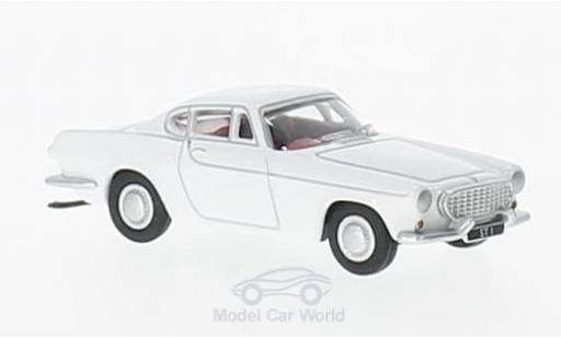 Volvo P1800 1/76 Oxford blanche miniature