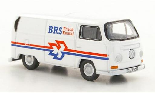 Volkswagen T2 1/76 Oxford Kasten BRS Truck Rental diecast model cars