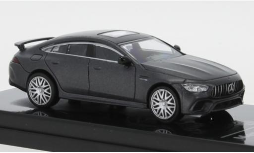 Mercedes AMG GT 1/64 Para64 63 S 4Matic+ matt-grise 2019 miniature