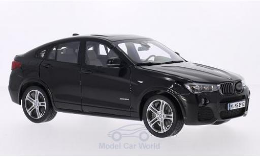 Bmw X4 1/18 Paragon BMW metallic-dunkelmarron miniature