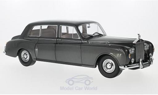 Rolls Royce Phantom 1/18 Paragon V métallisé grise 1964 miniature