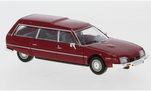 Citroen CX 1/87 PCX87 Break rouge 1976 miniature