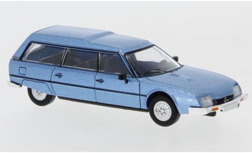 Citroen CX 1/87 PCX87 Break metallise bleue 1976 miniature