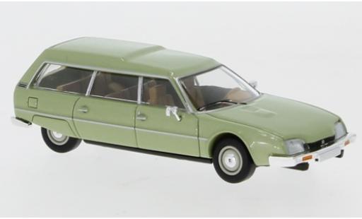 Citroen CX 1/87 PCX87 Break metallise verte 1976 miniature