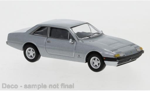 Ferrari 365 1/87 PCX87 GT4 2+2 grise 1972 miniature
