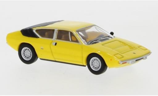 Lamborghini Urraco 1/87 PCX87 jaune 1973 miniature