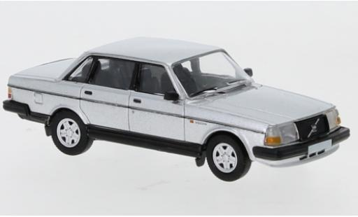 Volvo 240 1/87 PCX87 grey 1989 diecast model cars