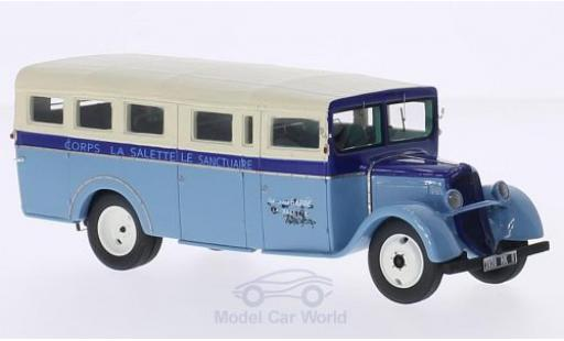 Citroen U23 1/43 Perfex U 23 Chaboud Bus Torpedo La Salette 1946 miniature